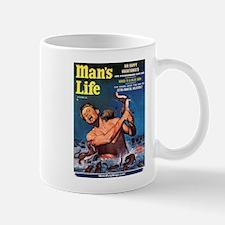 "MAN'S LIFE - ""Weasels Ripped Mug"