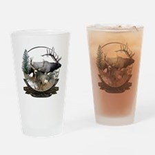 Big Game Elk and Deer Pint Glass