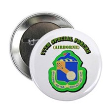"""SOF - 77th Special Forces 2.25"""" Button"""