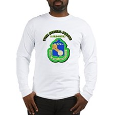 SOF - 77th Special Forces Long Sleeve T-Shirt