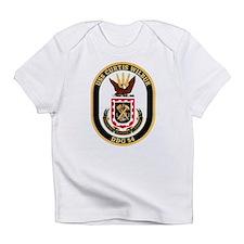 USS CURTIS WILBUR Infant T-Shirt