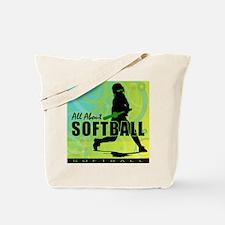 2011 Softball 108 Tote Bag