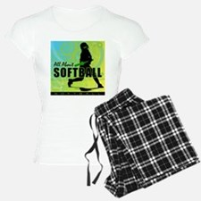 2011 Softball 108 pajamas