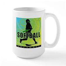 2011 Softball 105 Mug