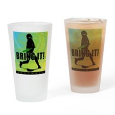2011 Softball 102 Pint Glass