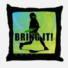 2011 Softball 102 Throw Pillow