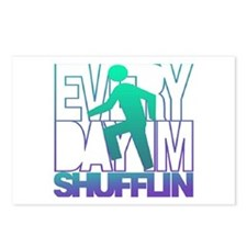 Everyday Shufflin Postcards (Package of 8)