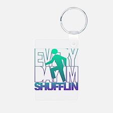 Everyday Shufflin Keychains