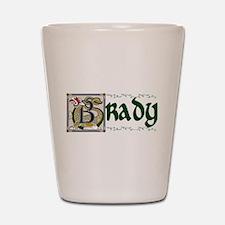 Brady Celtic Dragon Shot Glass