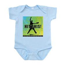 2011 Softball 96 Infant Bodysuit