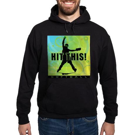 2011 Softball 96 Hoodie (dark)