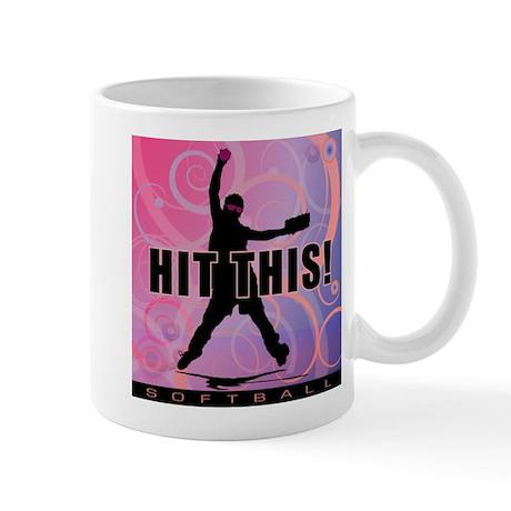 2011 Softball 95 Mug