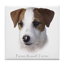 Parson Jack Russell Tile Coaster