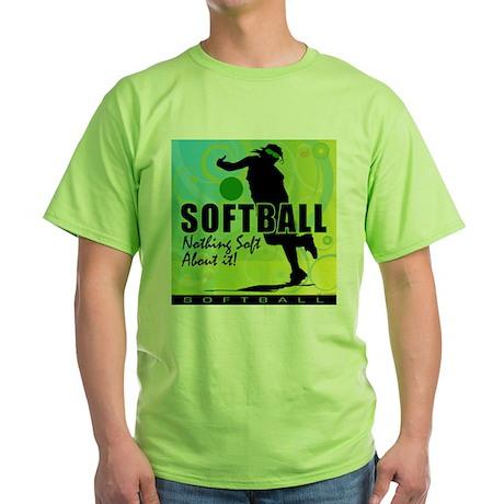 2011 Softball 81 Green T-Shirt