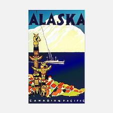 Alaska Poster Decal