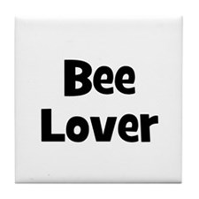 Bee Lover Tile Coaster