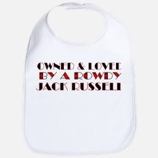 Owned & Loved by a JRT Bib