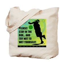 2011 Softball 75 Tote Bag