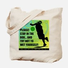2011 Softball 75 Tote Bag