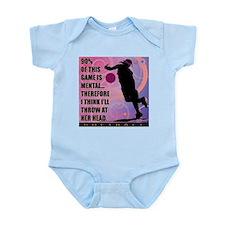 2011 Softball 71 Infant Bodysuit