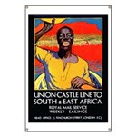 African Poster Banner