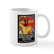 African Poster Mug
