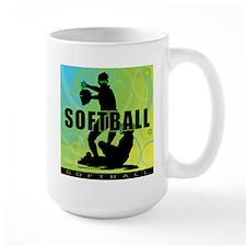 2011 Softball 60 Mug