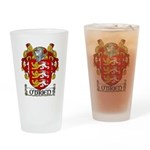 O'Brien Coat of Arms Drinking Glass