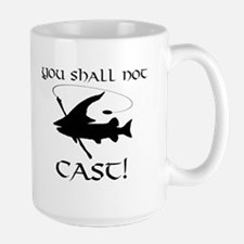 You Shall Not Cast Gandalf Muskie Mug