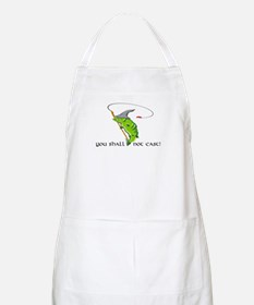 Gandalf You Shall Not Cast Fishing Apron