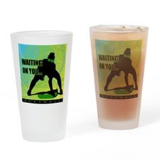 2011 Softball 45 Pint Glass