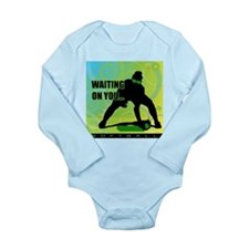 2011 Softball 45 Long Sleeve Infant Bodysuit