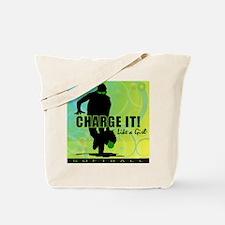 2011 Softball 42 Tote Bag
