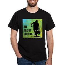 2011 Softball 36 T-Shirt