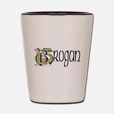 Brogan Celtic Dragon Shot Glass
