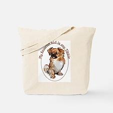 Tibbie Kid Tote Bag