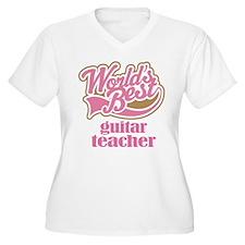 Guitar Teacher Gift T-Shirt