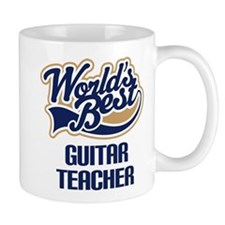 Guitar Teacher Gift Mug