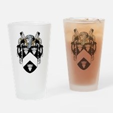 Buckley Arms w/o Name Drinking Glass