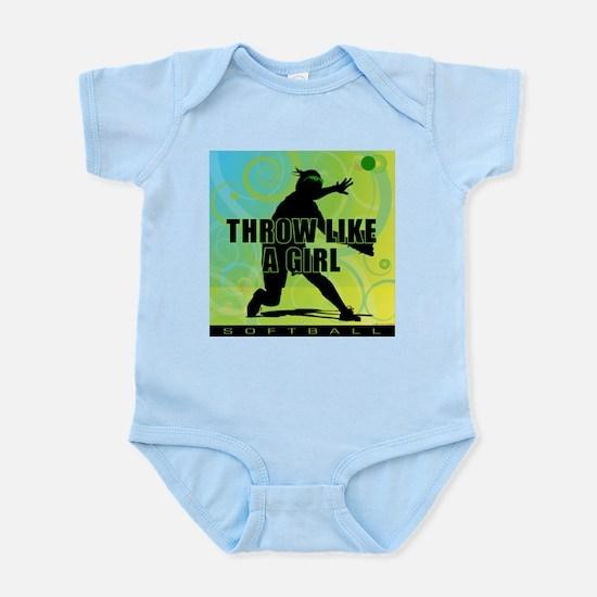 2011 Softball 21 Infant Bodysuit
