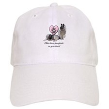 Elkie Pawprints Baseball Cap
