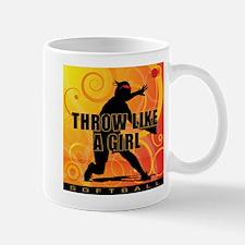2011 Softball 19 Mug