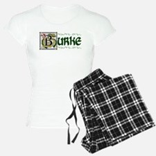 Burke Celtic Dragon Pajamas