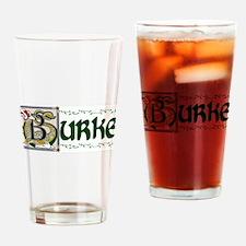 Burke Celtic Dragon Pint Glass