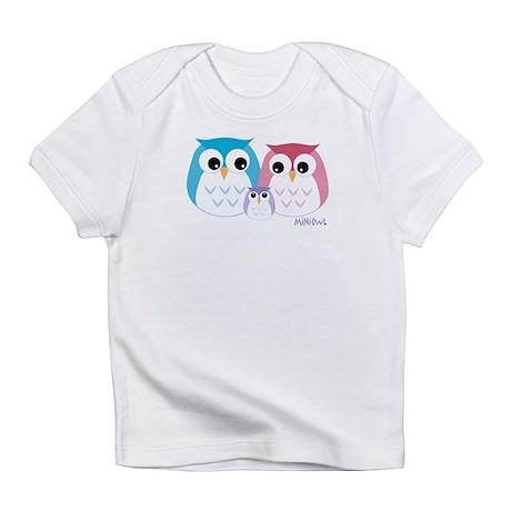 MiNiOwL Infant T-Shirt