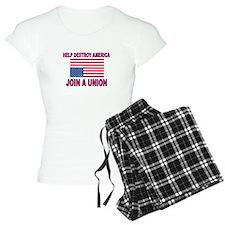 FIGHT SOCIALISM Pajamas