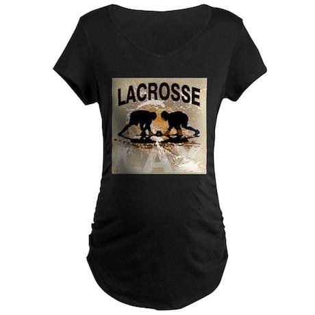 2011 Lacrosse 12 Maternity Dark T-Shirt
