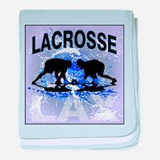 2011 Lacrosse 11 baby blanket