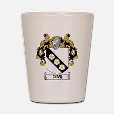 Carey Coat of Arms Shot Glass