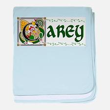 Carey Celtic Dragon baby blanket